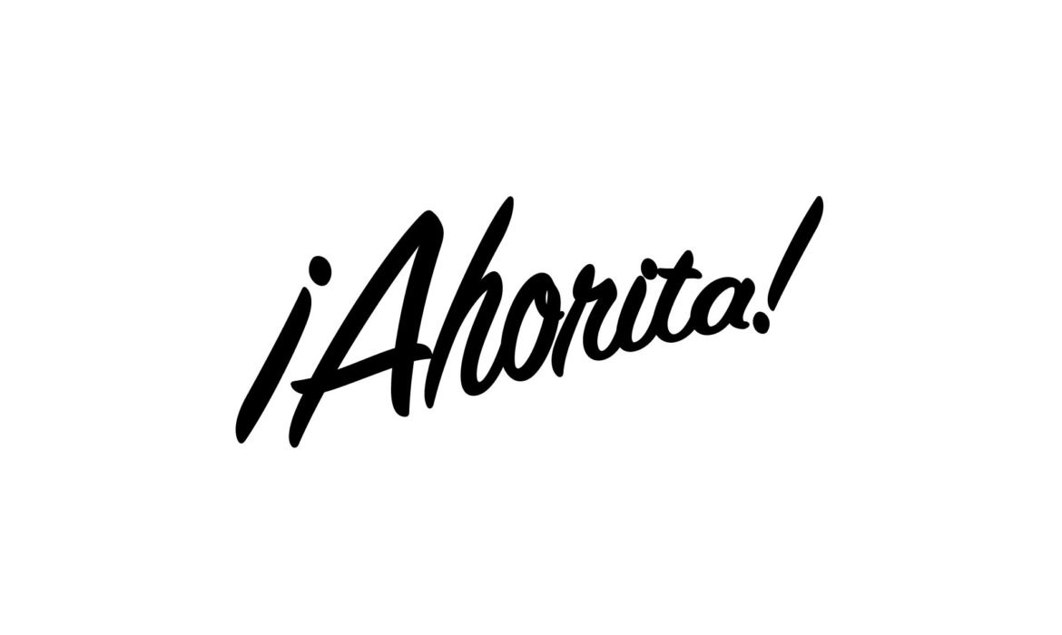 Ahorita Logo by 121 Marketing Company
