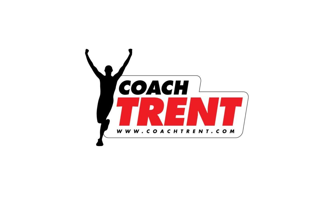 Coach Trent Logo by 121 Marketing Company