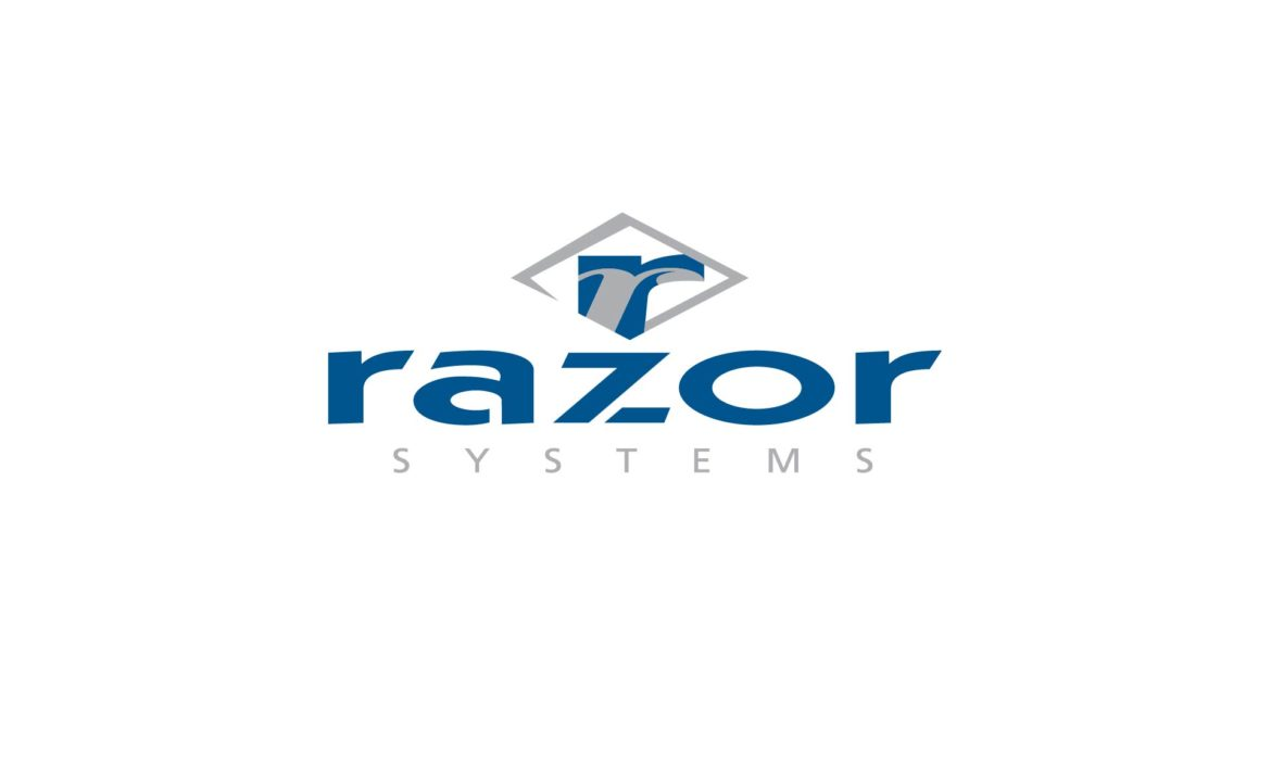 Razor Systems Logo by 121 Marketing Company