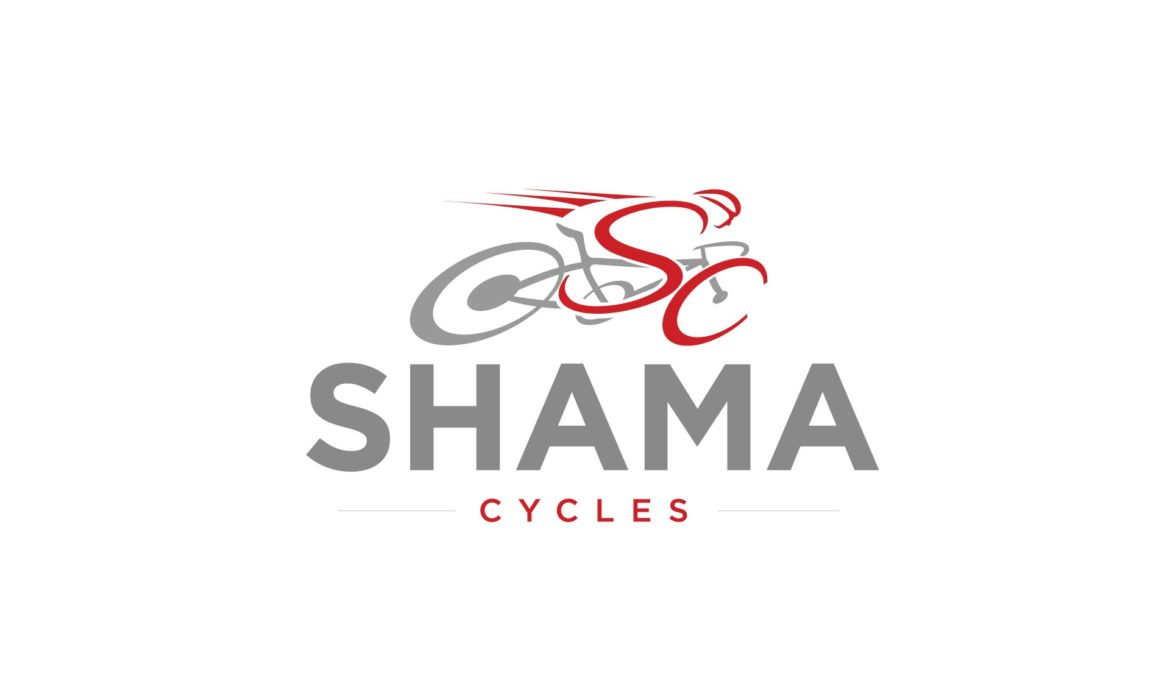 Shama Cycles Logo by 121 Marketing Company