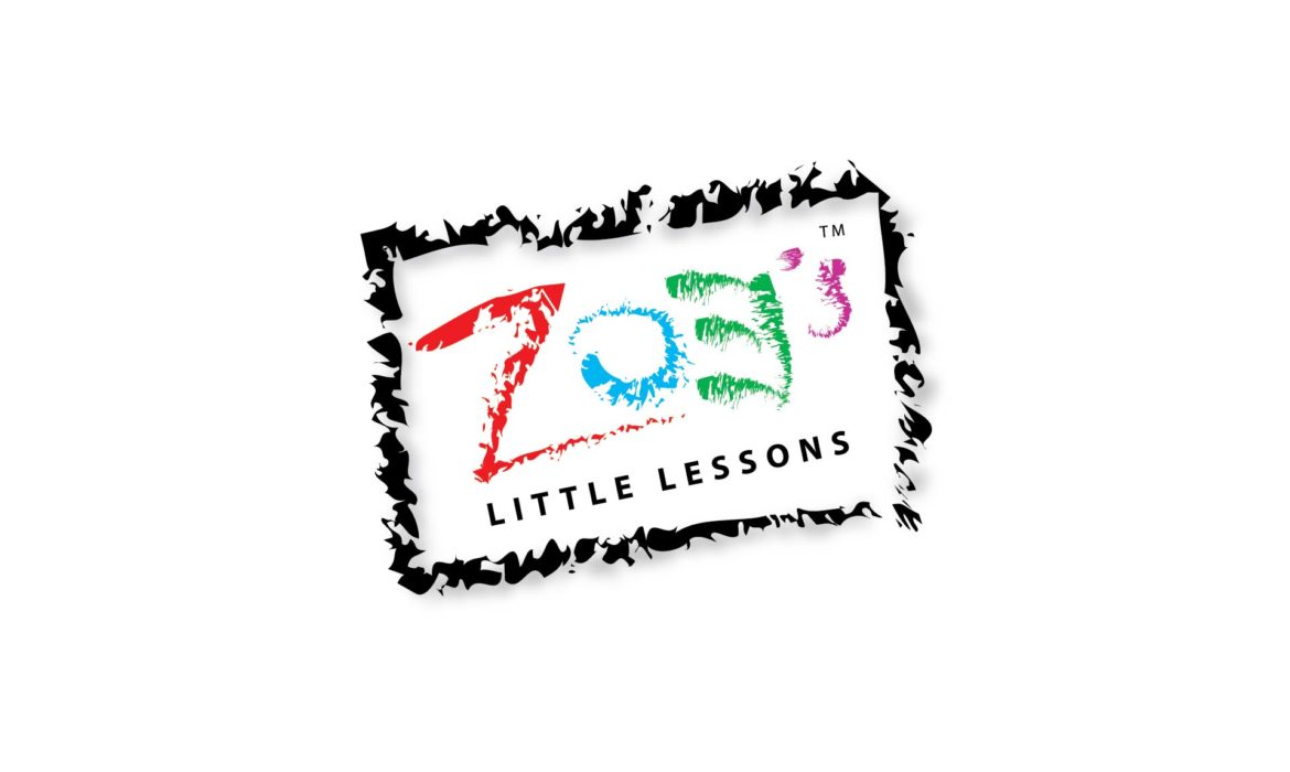 Zoes Little Lessons Logo by 121 Marketing Company